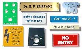 General Signs   Engraving & Block Printing Services